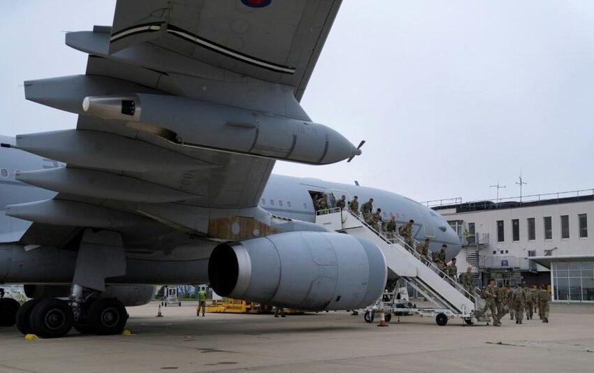 Despega de Kabul el último avión de evacuación de EEUU
