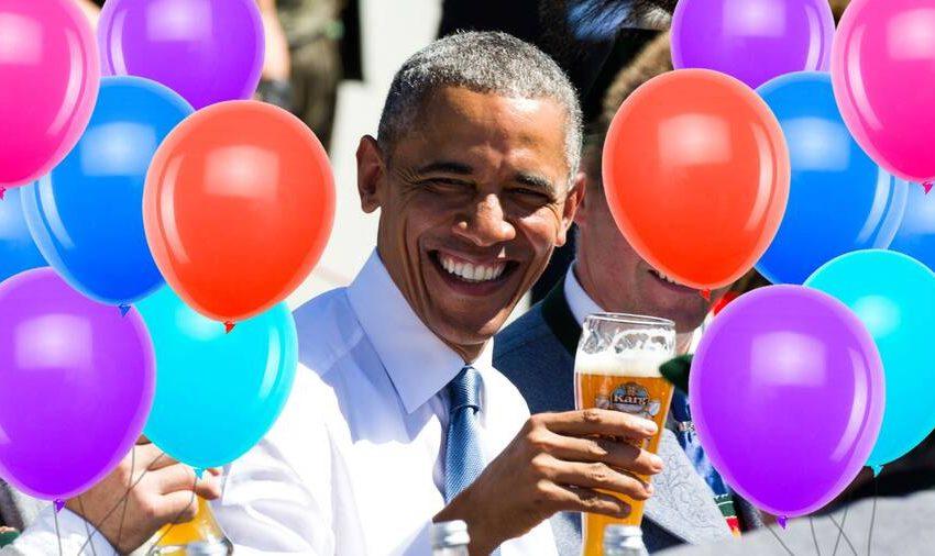 Barack Obama suspende polémica fiesta por su cumpleaños