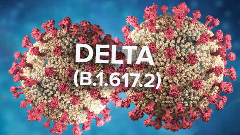 Variante Delta se transmite por igual entre vacunados y no vacunados