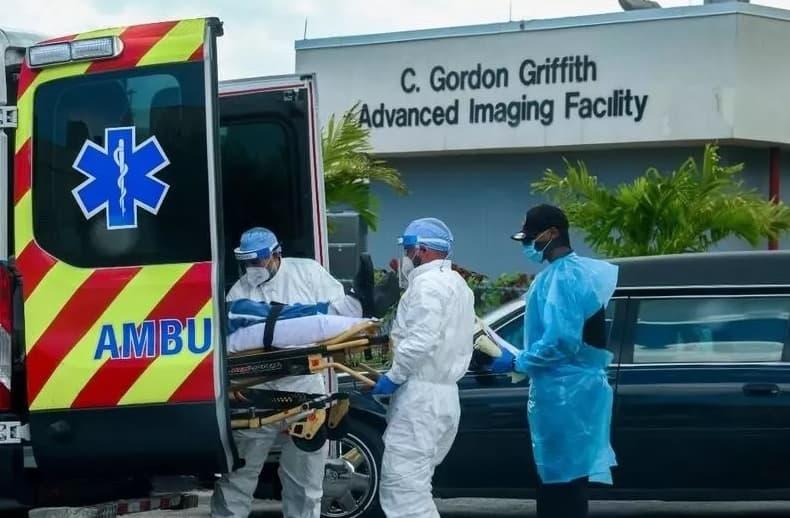 Hospitales en Florida vuelven a estar saturados con pacientes Covid