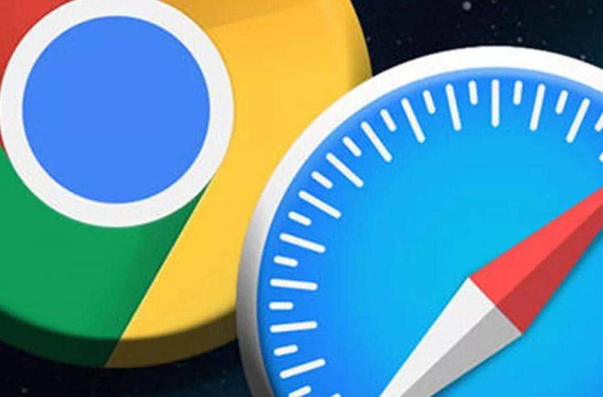 Google le paga 15.000 US$ a Apple para mantenerse como el buscador predeterminado en Safari