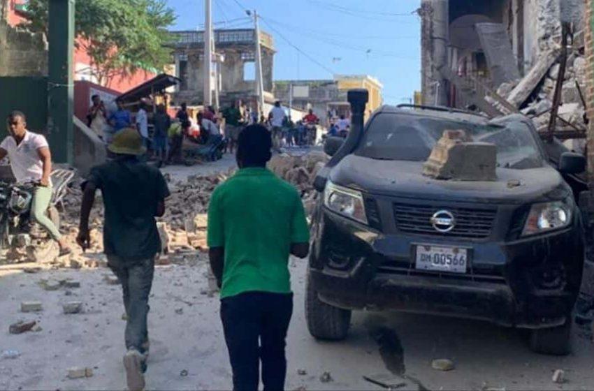Terremoto en Haití deja al menos 227 muertos