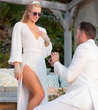 Tres días de fiesta y muchas excentricidades así será la boda de Paris Hilton