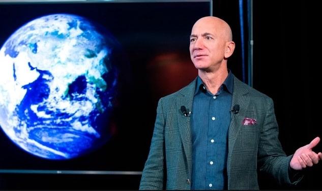 Jeff Bezos demanda a la NASA
