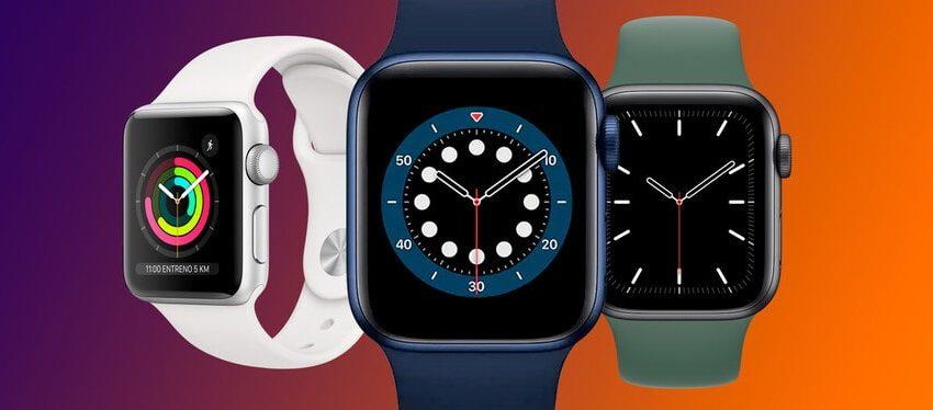 Los nuevos Apple Watch tendrán nuevo diseño y tamaño