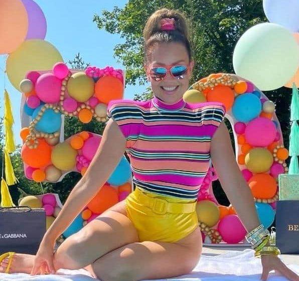 Thalía celebra su cumpleaños numero 50
