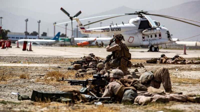 Drones de EE.UU. atacan objetivo del EI en Afganistán