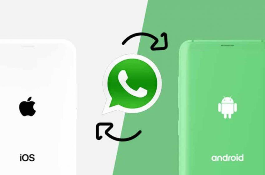 La herramienta de WhatsApp para migrar el historial de chats entre Android e iOS