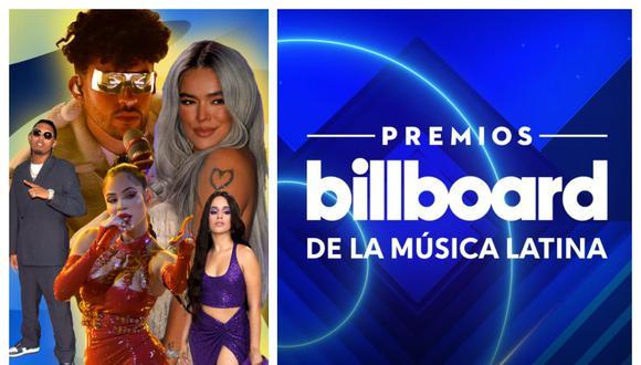 Billboard Latin Music Awards hoy desde Miami