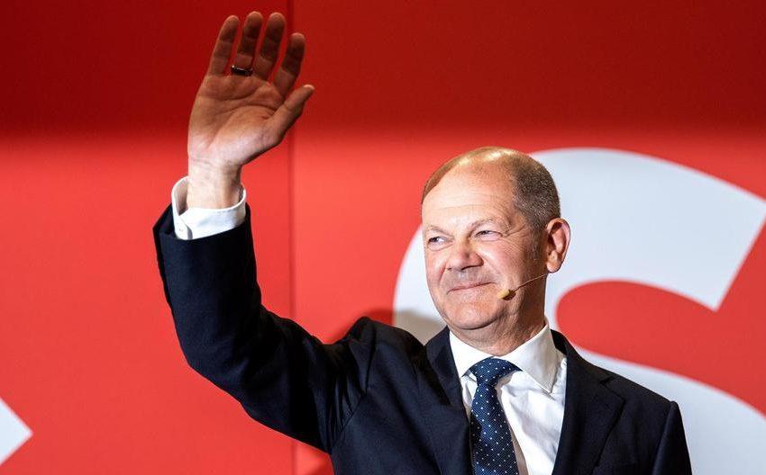 El partido social demócrata gana las elecciones en Alemania