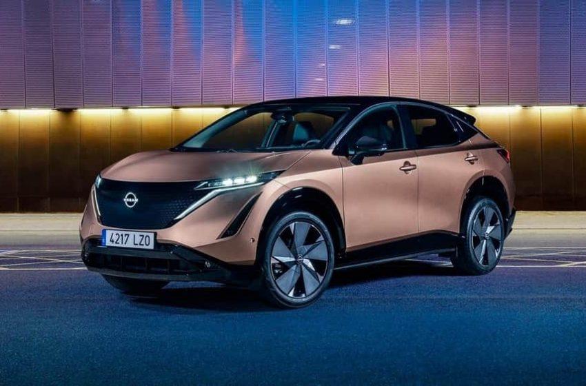 Nissan Ariya el SUV eléctrico con 500 km de autonomía