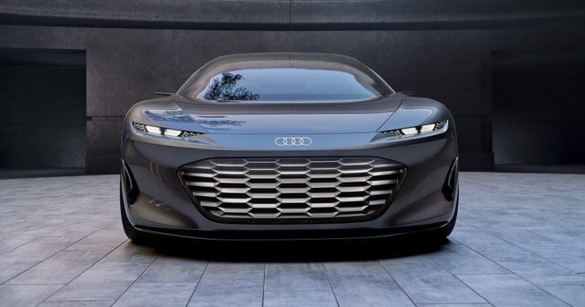 Audi Grandsphere Concept: Un jet privado para la carretera