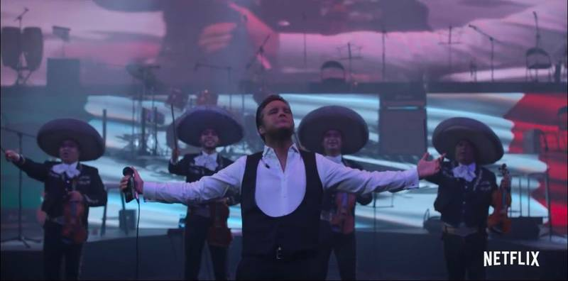 Netflix lanza el tráiler y la fecha de estreno de Luis Miguel la serie 3