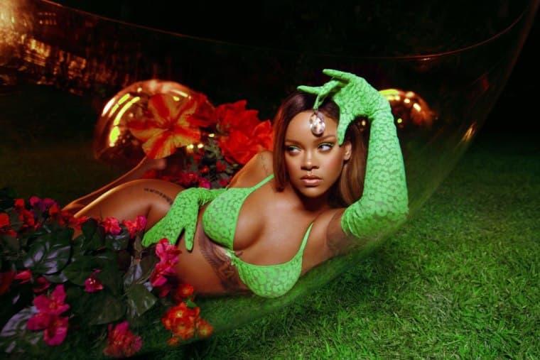 Rihanna presenta su show Savage x Fenty en Amazon Prime