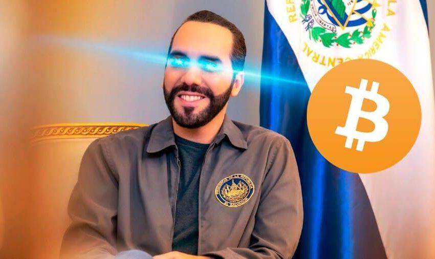 El Bitcoin entra en curso como moneda legal en El Salvador