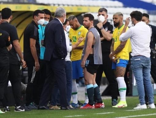 FIFA abrió procesos disciplinarios contra Argentina y Brasil