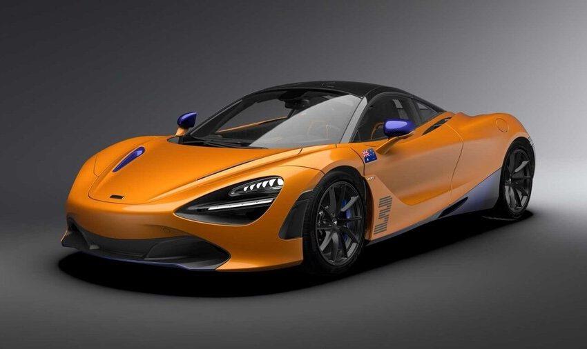McLaren 720S Daniel Ricciardo Edition tendrá solo 3 unidades disponibles