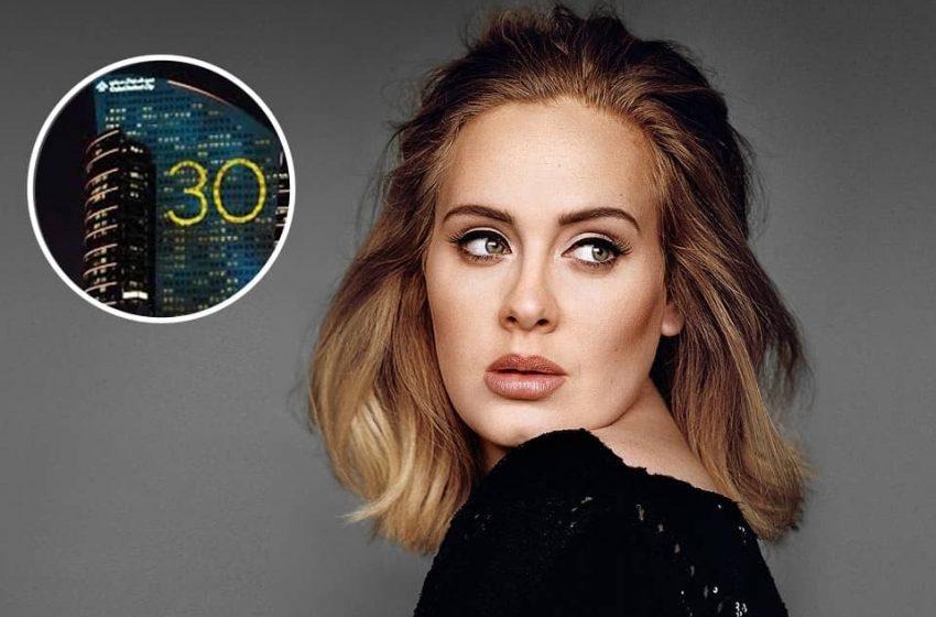 """Adele confirma la fecha de su nuevo álbum """"30"""" con emotivo mensaje"""