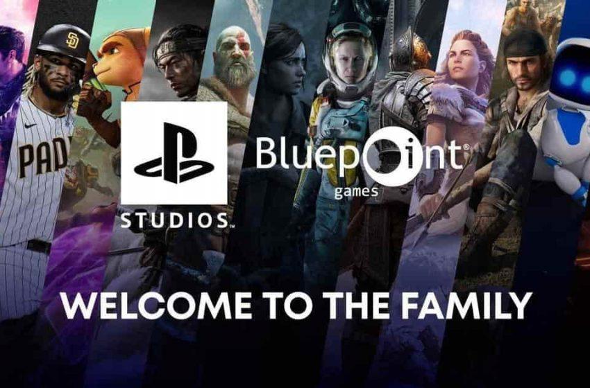 PlayStation studios compra Bluepoint Games
