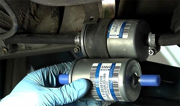 Cuando cambiar el filtro de gasolina de tu auto