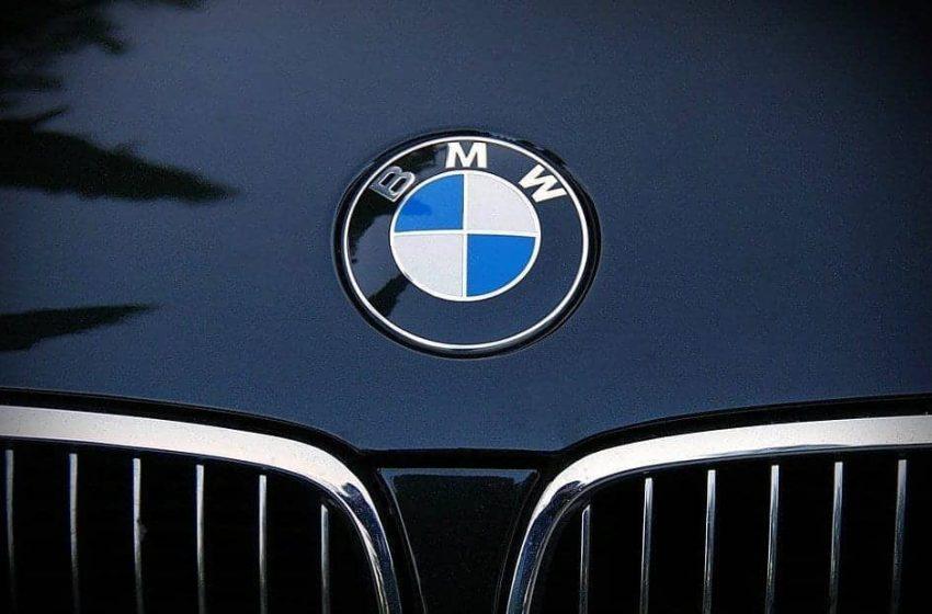BMW que significa las letras, los números y el Logo de sus autos