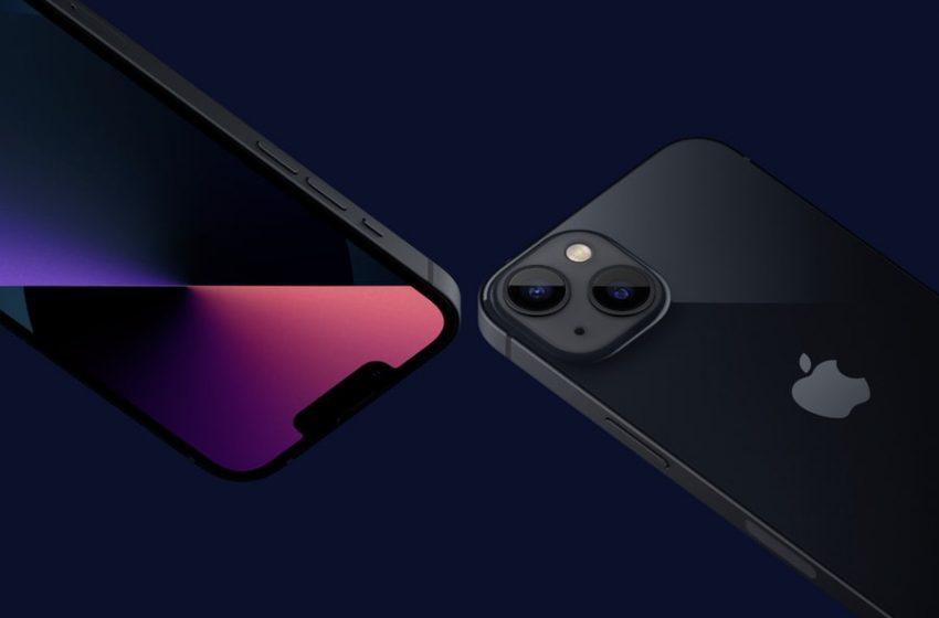 Apple reduce producción del IPhone 13 por falta de chips
