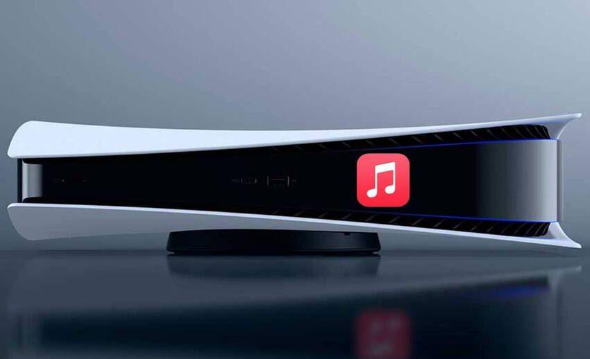 Apple Music podrá descargarse en PlayStation 5