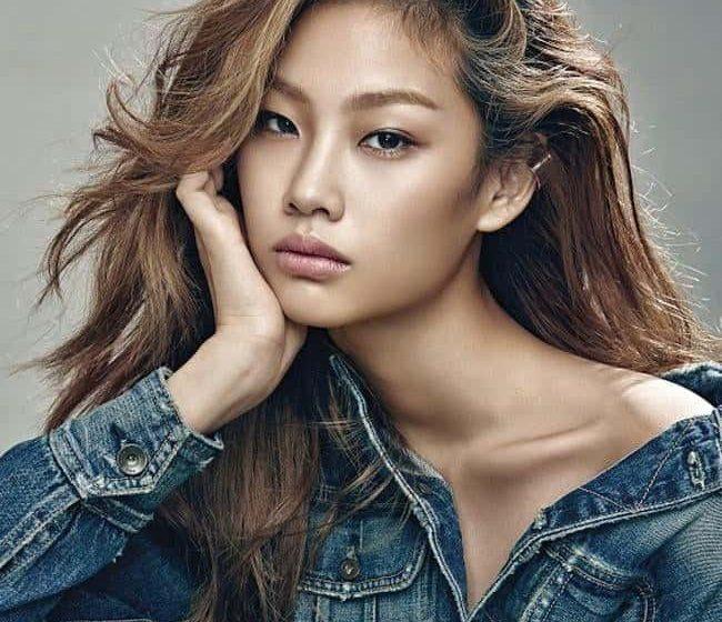 """HoYeon Jung actriz de """"El juego del calamar"""" es la nueva embajadora de Louis Vuitton"""